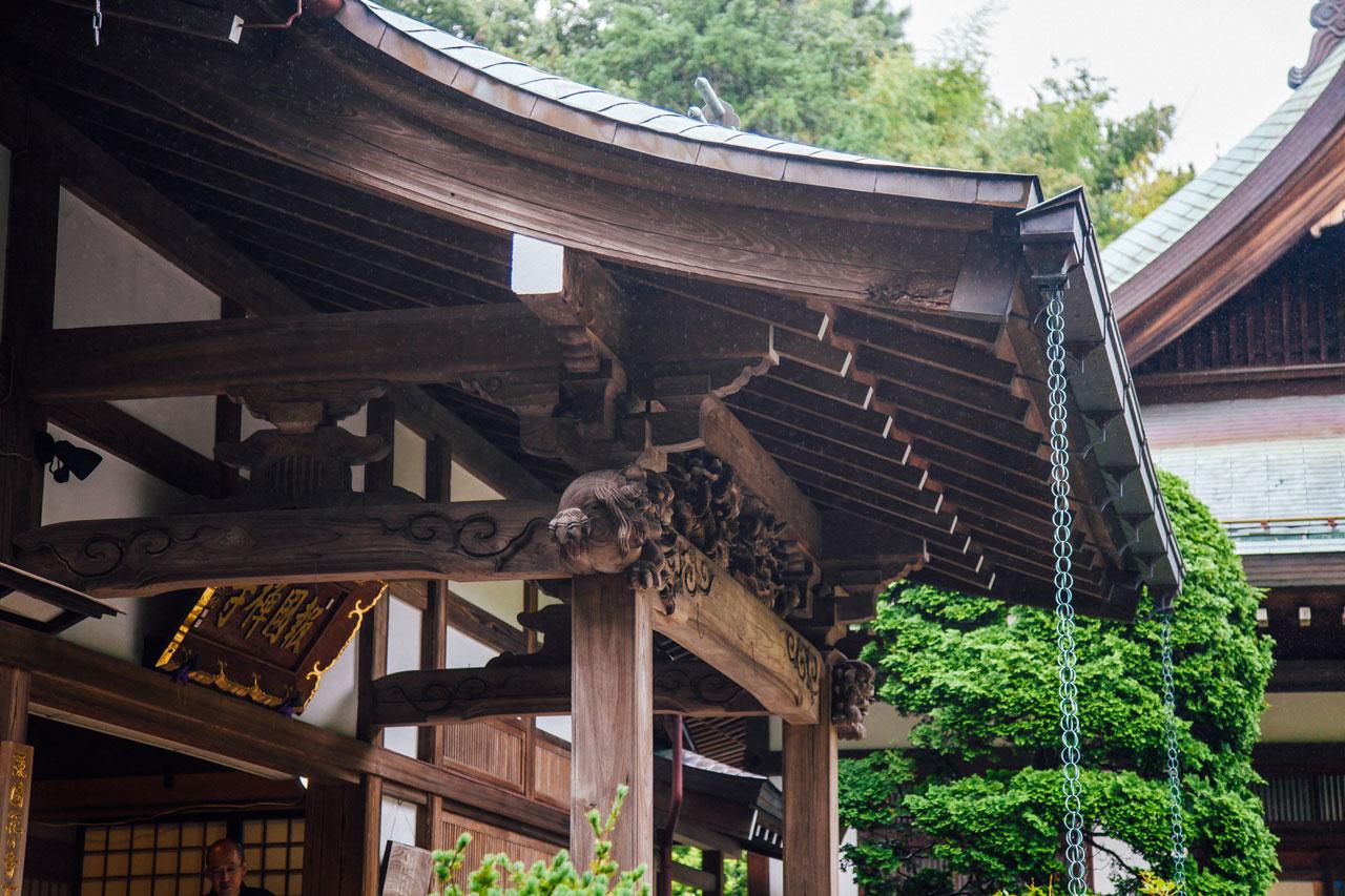 Kotoku-in temple in Kamakura