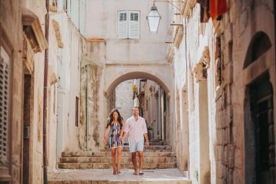 Dubrovnik photo shoot