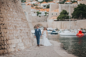 Dubrovnik wedding photo session